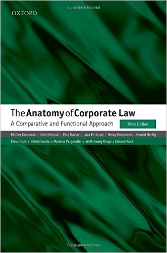 the-anatomy-of-corporate-law-3rd-edition-2017